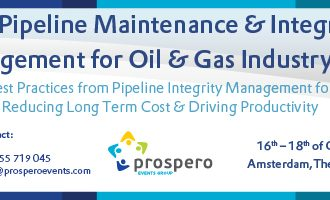 7th Pipeline Maintenance and Integrity Management for Oil & Gas Industry 2019