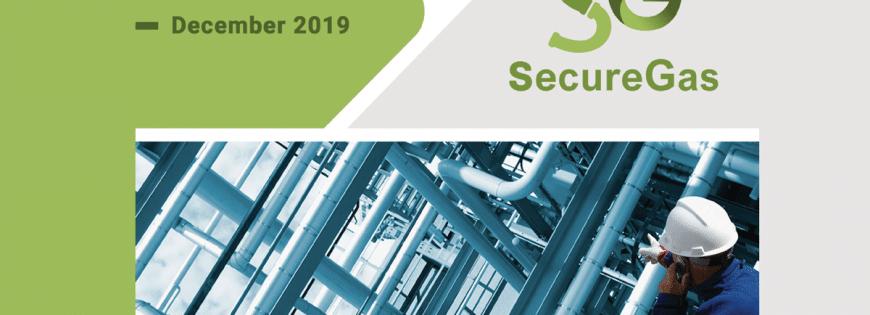 First SecureGas NEWSLETTER n.1 | December 2019