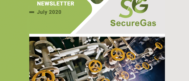 SecureGas NEWSLETTER n.2 | July 2020