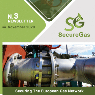 SecureGas NEWSLETTER n.3 | November 2020