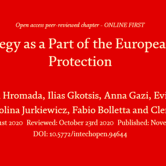 "New publication: ""Validation Strategy as a Part of the European Gas Network Protection"""