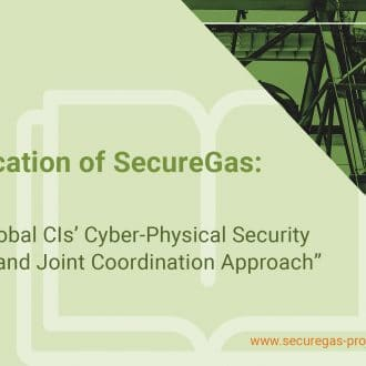 "New publication: ""Towards a Global CIs' Cyber-Physical Security Management and Joint Coordination Approach"""