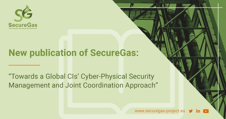 """New publication: """"Towards a Global CIs' Cyber-Physical Security Management and Joint Coordination Approach"""""""