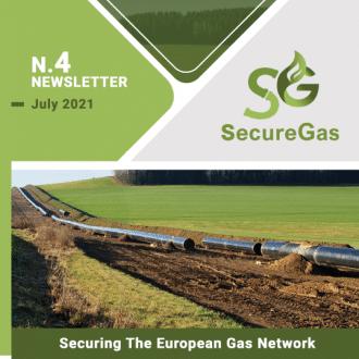 SecureGas NEWSLETTER n.4   July 2021